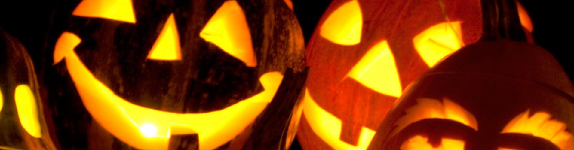 Halloween Day Pumpkins