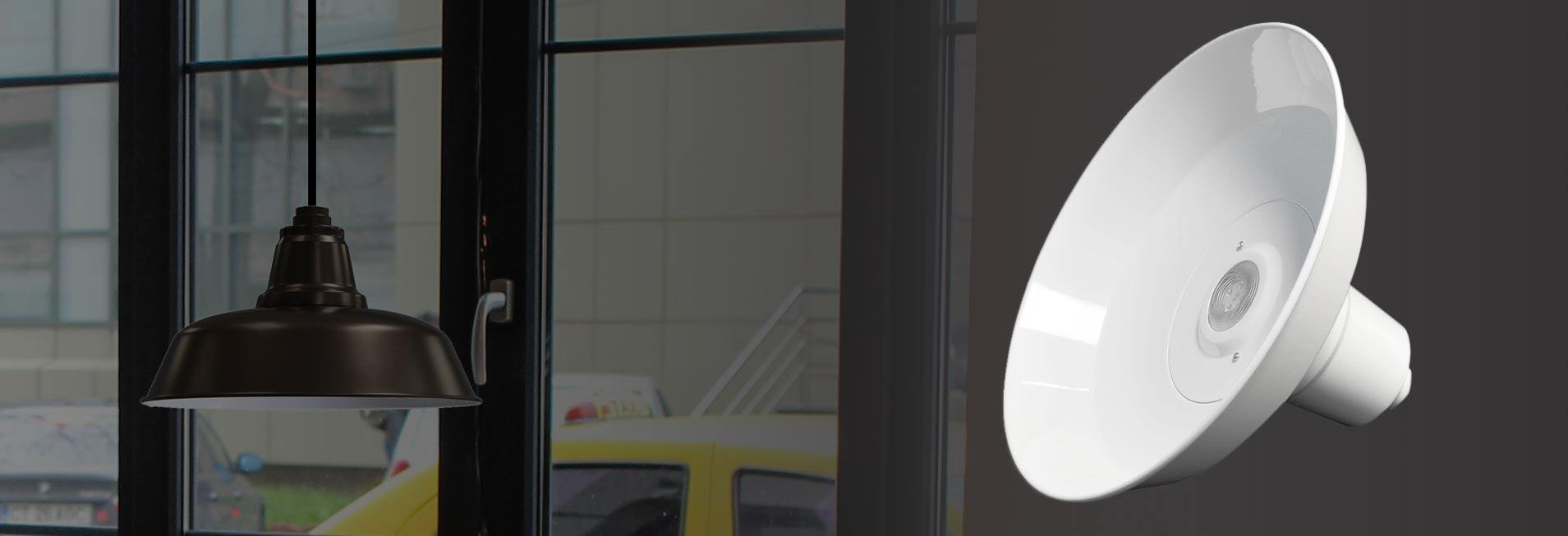 Goodyear LED Pendant Light weatherproof lifestyle