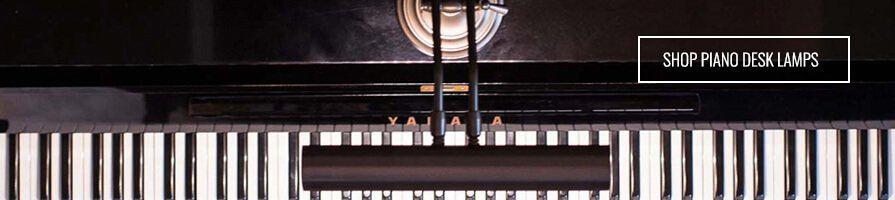 Piano Desk Lamp