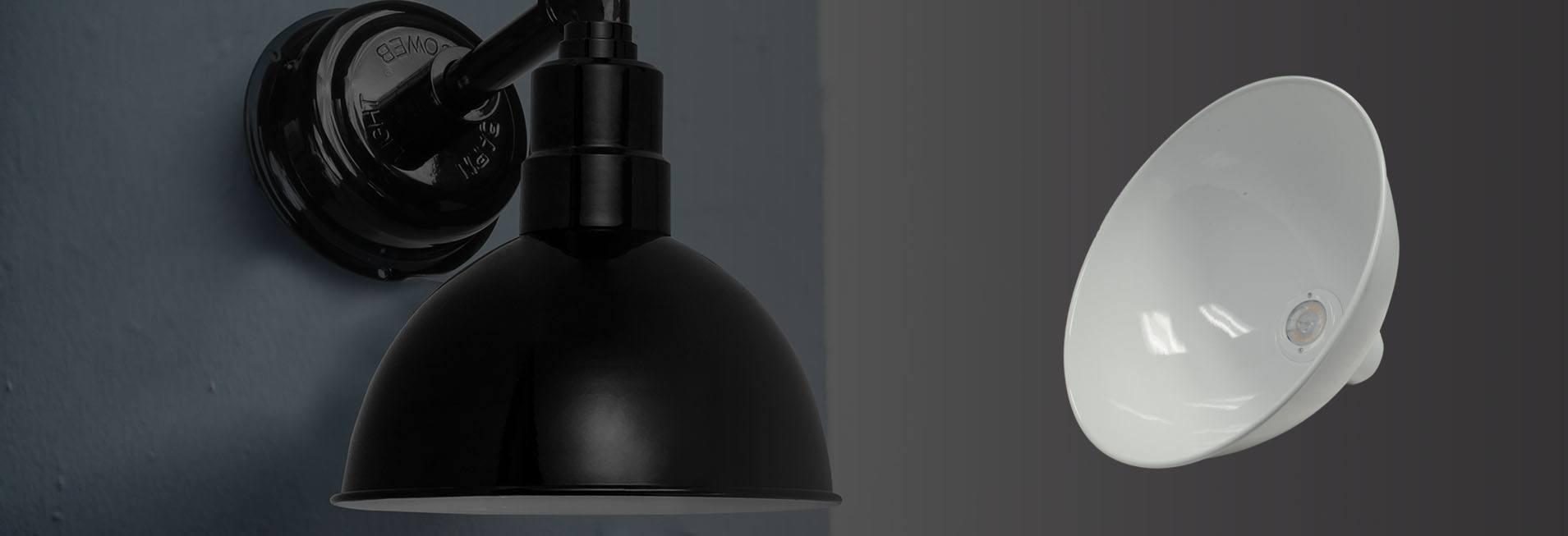 Blackspot LED Wall Sconce weatherproof