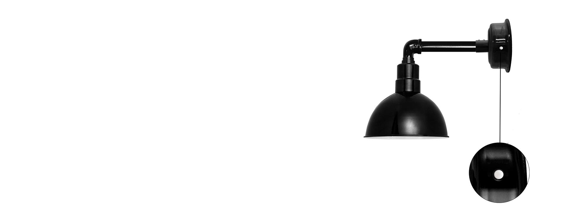 Blackspot LED Wall Sconce motion