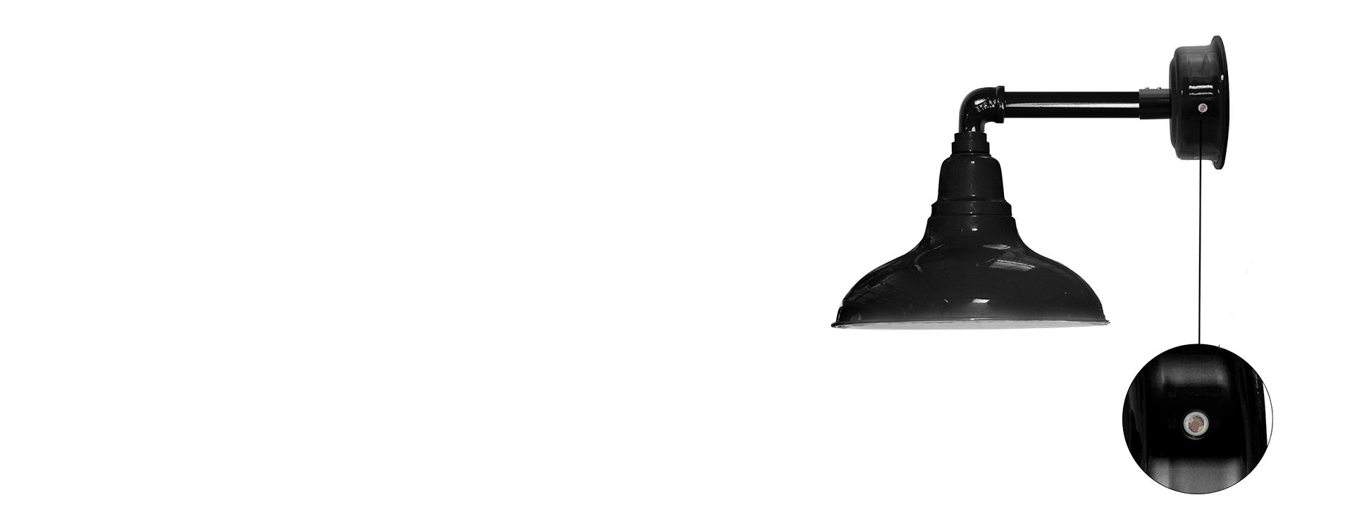 Dahlia LED Wall Sconce photocell