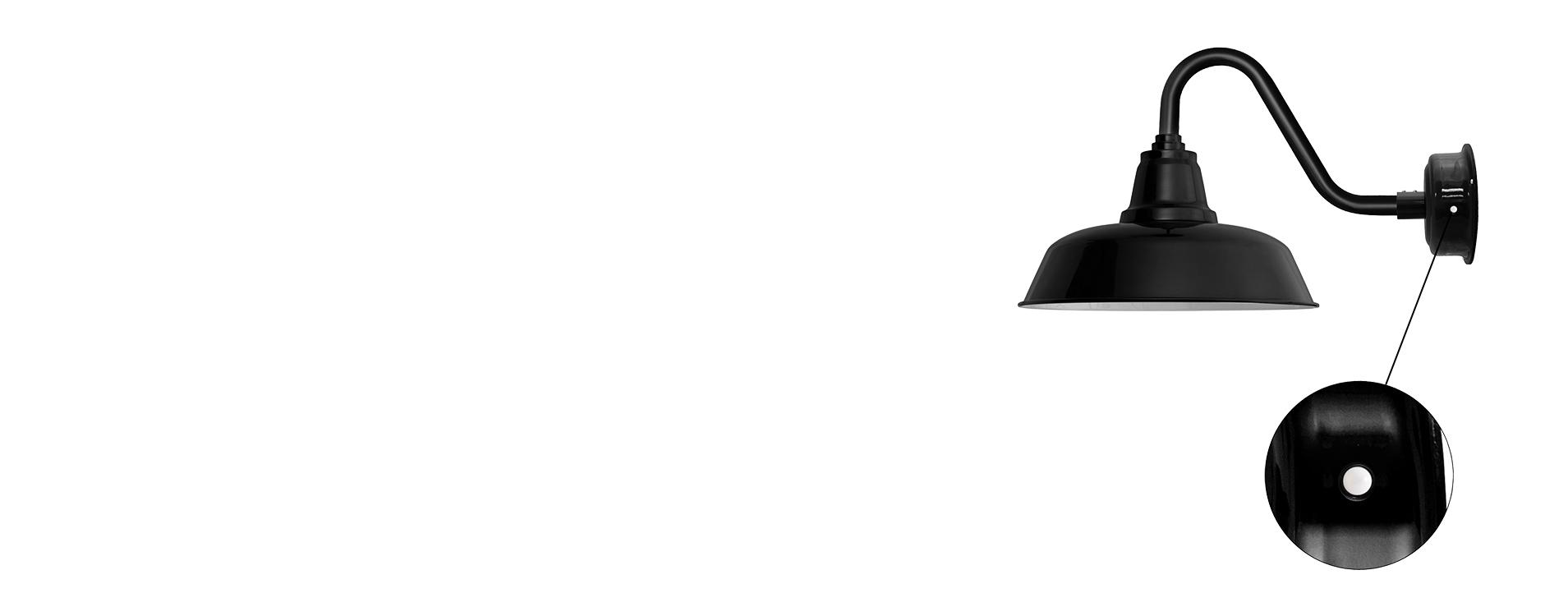 Goodyear LED Barn Light motion