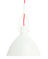 Cagliari LED Pendant Light in White