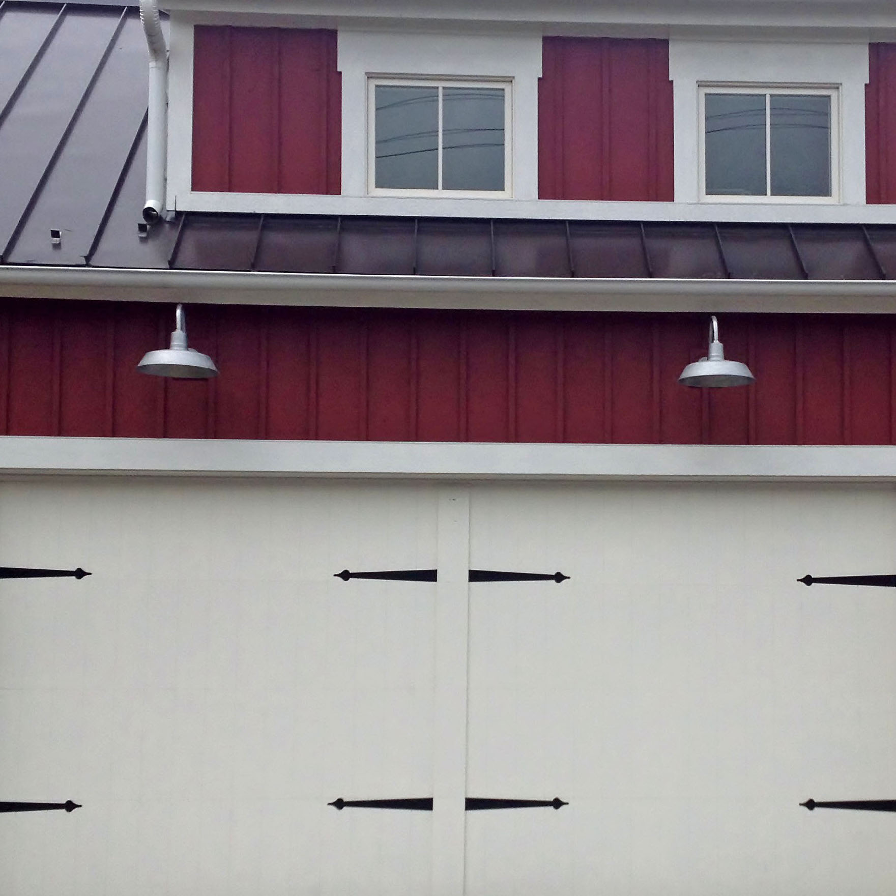 Exterior Gooseneck Lighting