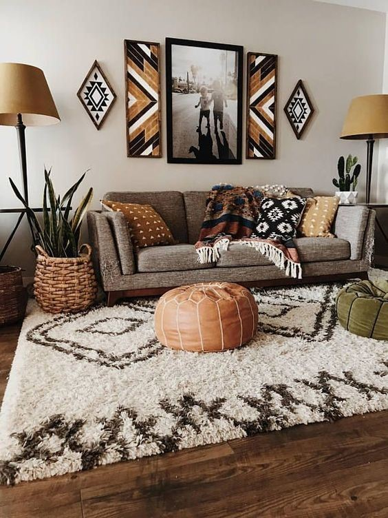 Spectacular African Inspired Interior Design - Cocoweb ...