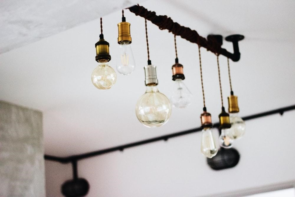 edison lightbulb fixture