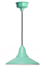 Pendant Light in Jade