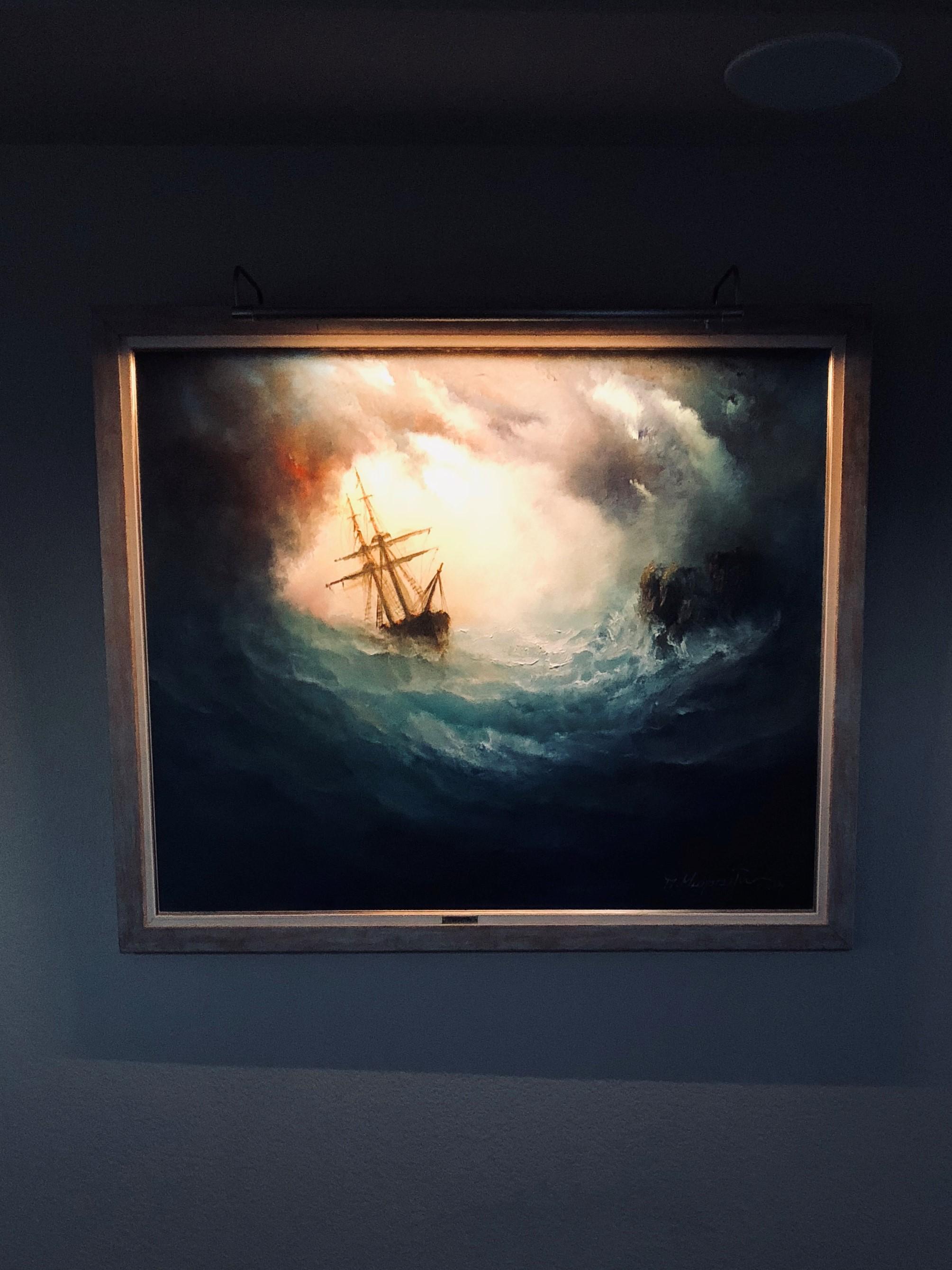 Waves Art Light